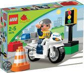 LEGO Duplo Ville Politiemotor - 5679