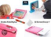 KidsCover Air Blauw Starterkit, Inclusief Stylus en ScreenCover