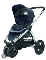 Maxi-Cosi Mura 3 - Kinderwagen - Total Black