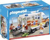 Playmobil Ambulance met licht en geluid - 5541