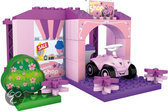 PlayBIG Bloxx BIG Bobby Car - Beauty Salon - Roze