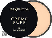 Max Factor Creme Puff - 59 Gay Whisper - Poeder