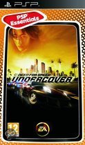 Need For Speed: Undercover - Essentials Edition