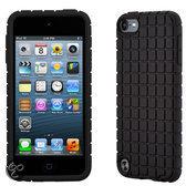 Speck PixelSkin - Beschermhoes voor Apple iPod Touch 5 - Zwart
