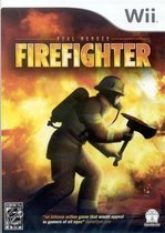 Real Heroes, Firefighter  Wii