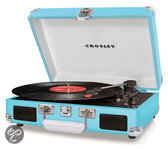 Crosley Home entertainment - Platenspelers CR8005A-TU