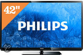 Philips 42PFL4007 - LED TV - 42 inch - Full HD - Internet TV