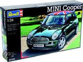 Revell Auto Mini Cooper Modelset - Bouwpakket - 1:24