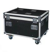 DAP Audio DAP LCA-EXPR2 flightcase voor 4 Expression 33000 Moving Heads Home entertainment - Accessoires
