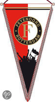 Feyenoord Vaantje - Rood/Wit