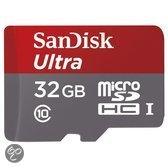 Sandisk Ultra microSD kaart 32 GB