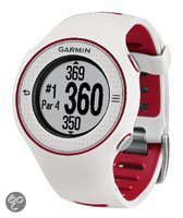 Approach S3/GPS Touch screen Golf Watch/White-Red