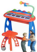 Keyboard met kruk