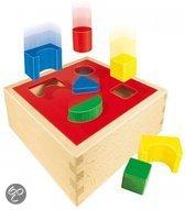 Nemmer Puzzelkist in doos hout
