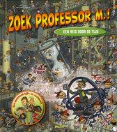 Zoek professor m: een reis door de tijd
