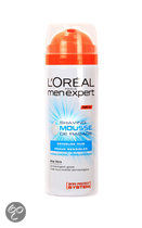 L'Oréal Paris Men Expert Hydra Sensitive - 200 ml - Scheerschuim