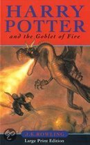 Harry Potter And The Goblet Of Fire (Children's Edition - Large Print)
