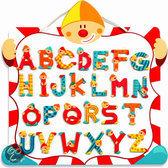 Janod ABC Magnetisch Clown Bord