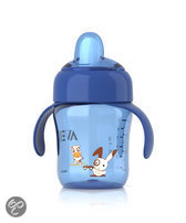 Philips Avent - SCF752/03 Beker met drinktuit - Blauw