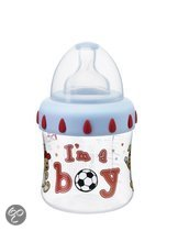 bibi Brede Hals Fles 150Ml Boy