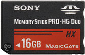 Sony Memory Stick PRO-HG Duo - 16Gb HX