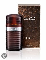 Van Gils Live - 40 ml - Aftershave