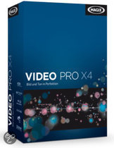Magix Video Pro X4 - Engels
