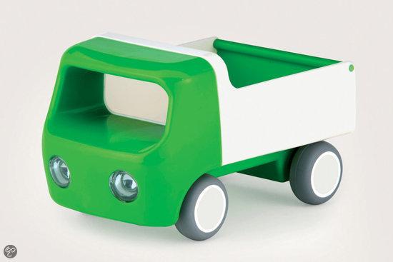 Kid O Vrachtwagen - Groen