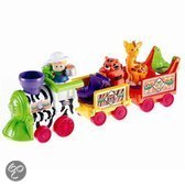 Fisher-Price Little People Muzikale Dieren Trein