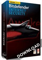 Bitdefender Internet Security 2015 - 3 Gebruikers / 1 jaar / Productcode zonder DVD