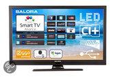 Salora 24LED8100CS - Led-tv - 24 inch - HD-ready - Smart tv