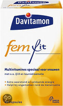 Davitamon Fem Fit -  60 Capsules - Multivitamine