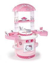Hello kitty mini keuken smoby speelgoed - Cuisine smoby hello kitty ...