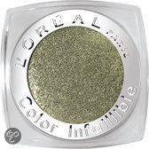L'Oréal Paris Color Infallible - 009 Permanent Kaki - Groen - Oogschaduw