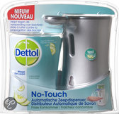 Dettol NoTouch Starter Silver
