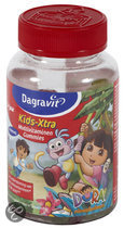Dagravit Gummies Dora en Diego Kinder Multivitaminen - 60 Gummies