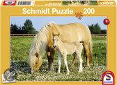 Schmidt Puzzel -  Merrie Met Veulen