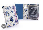 Tuff-Luv Slim Book case Kindle 4/6 inch E-Ink paperwhite wit