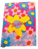 Barbie tafelkleed 120 x 180 cm