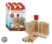 Wickie de Viking houten Vikingspel - Buitenspel