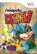 Neopets : Puzzle Adventure Nintendo Wii