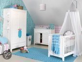 Coming Kids Beach - Complete Babykamer - Wit