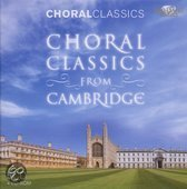 Choral Classics From Cambridge (5CD)