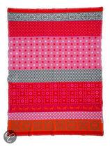 Cottonbaby - Ledikantdeken Noors 140x110 cm - Roze