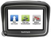 TomTom Rider - Motornavigatie - Europa 45 landen - 4.3 inch scherm