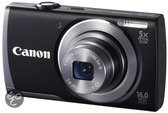 Canon PowerShot A3500 IS - Zwart
