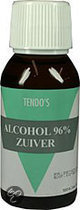 Tendo Alcohol Zuiver 96% Petfles