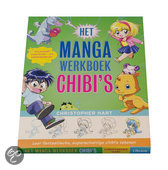 Het Manga werkboek- Chibis