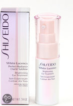Shiseido White Lucency Perfect Radiance Brightening Eye Treatment - 15 ml - Oogcrème