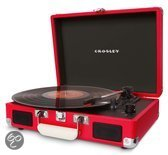 Crosley Home entertainment - Platenspelers CR8005A-RE